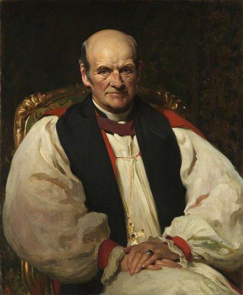 Archbishop Dr AG Edwards