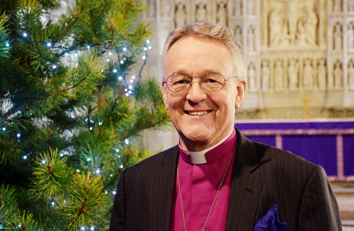 Archbishop John Davies - Christmas
