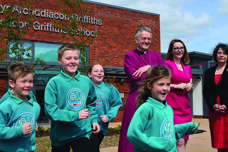 Archdeacon_Griffiths_School_opening S&B