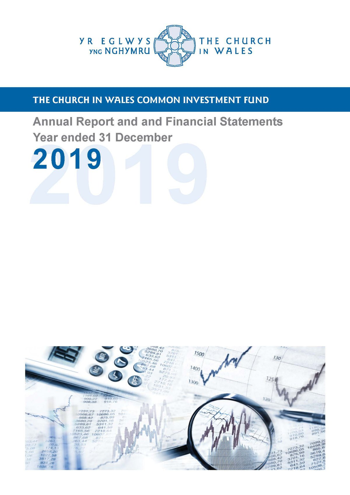 Common Investment Fund 2019 Eng Cover