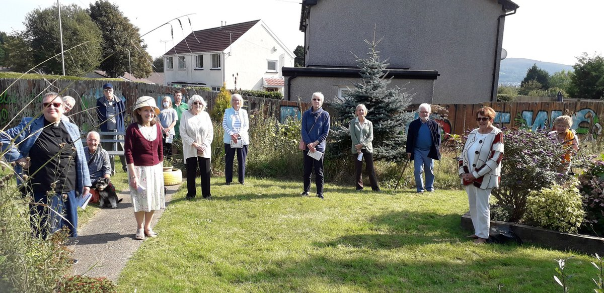 Caerphilly benefice outdoor service.jpg