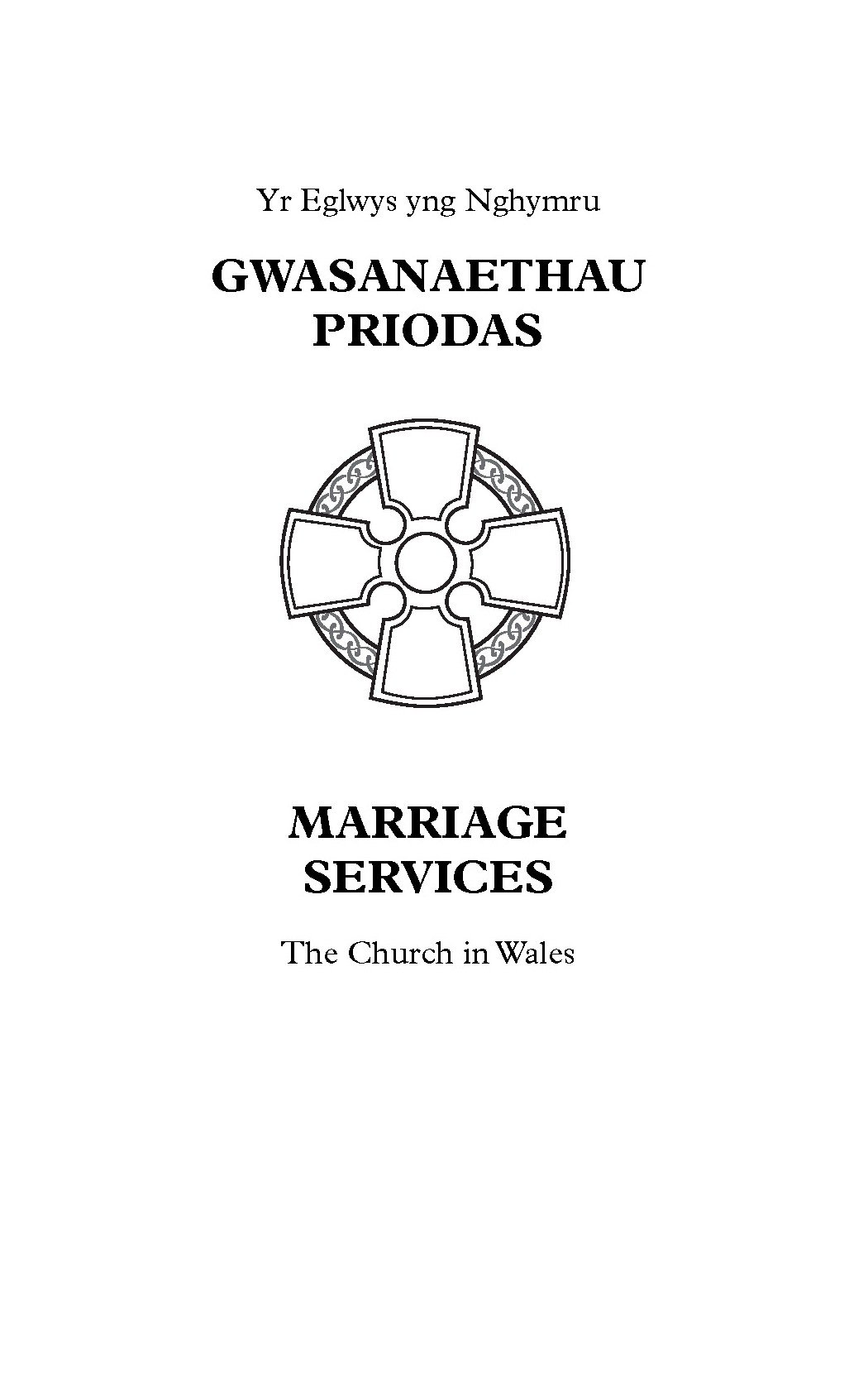 Marriage Services 2010