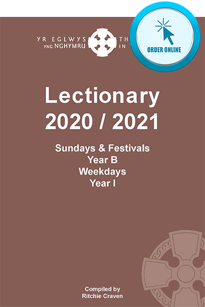 Lectionary year B 2020-21 E cover