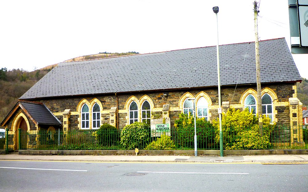 Former St Catherine's Church, Crosskeys