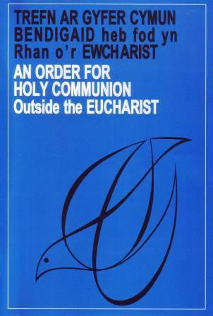 Heb fod yn Rhan o'r Ewcharist - Outside The Eucharist