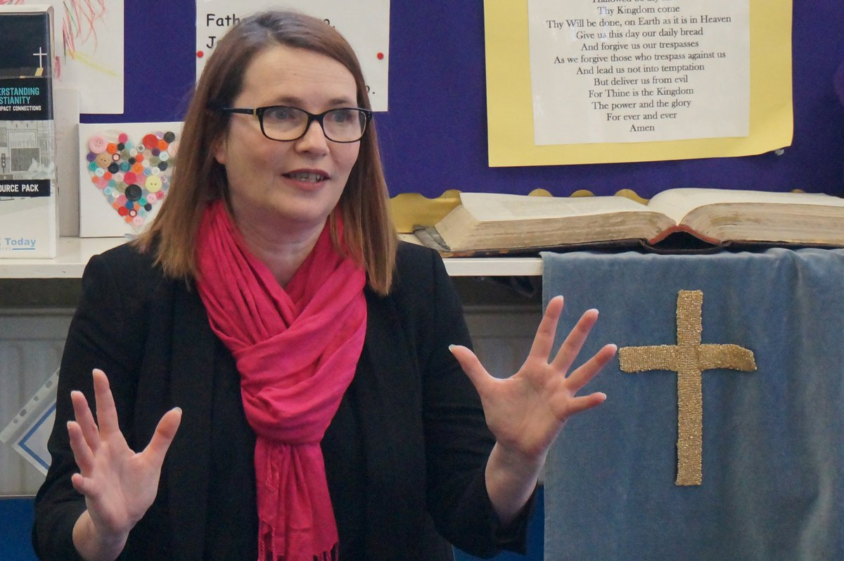 Kirsty Williams at BB taking questions.jpg