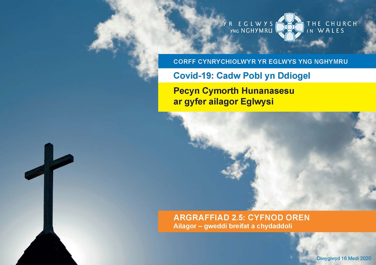 Reopening churches - guidance - AMBER 2.5 - Welsh - COVER.jpg