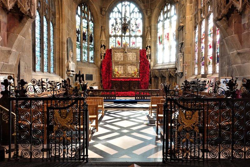 VJ Day St Giles Wrexham 2.JPG
