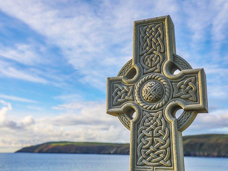 St Hywyn's by Dave Custance